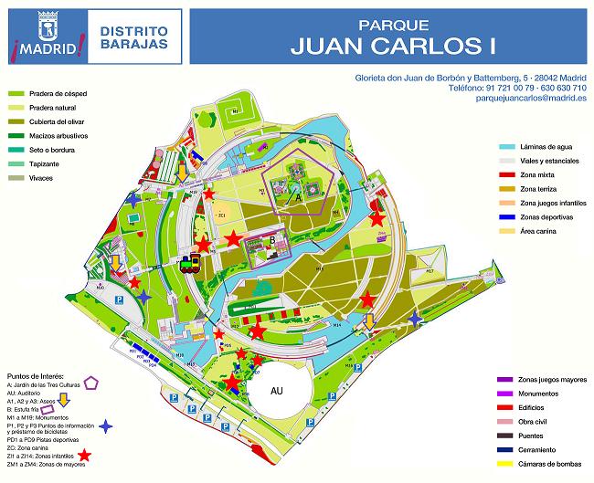 Parque juan carlos i finde con peques en madrid for Muebles de cocina juan carlos madrid